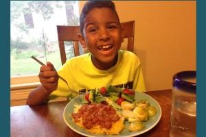 "Recipe #1 – ""Spaghetti"" with Meat Sauce"