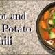 """Recipe #8: Carrot and Sweet Potato """"Chili"""" (AIP)"""