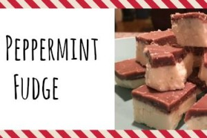 "Recipe #10: AIP Peppermint ""Fudge"""