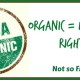Wellness Wednesday #23: Organic Foods are Healthy, Right?