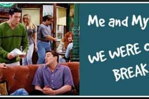Wellness Wednesday #22: We Were On a Break