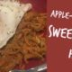 Recipe #14: Apple Maple Bacon Sweet Potato Hash