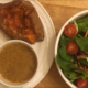 Recipe #18: Crispy Chicken Dippers with Maple Mustard Dipping Sauce