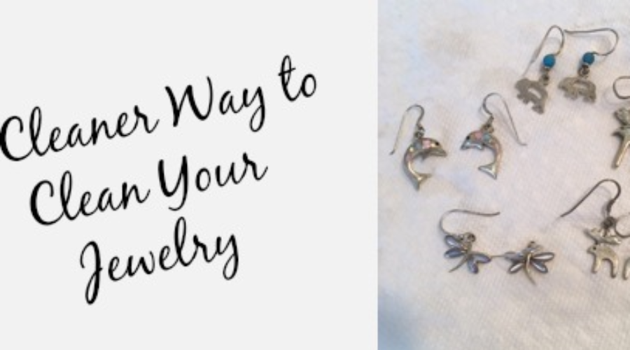 Wellness Wednesday #26: A Cleaner Way to Clean Your Jewelry