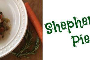 Recipe #20: Shepherd's Pie (AIP)