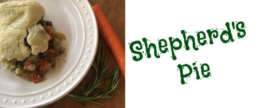 Recipe #20: Shepherd's Pie (AIP)